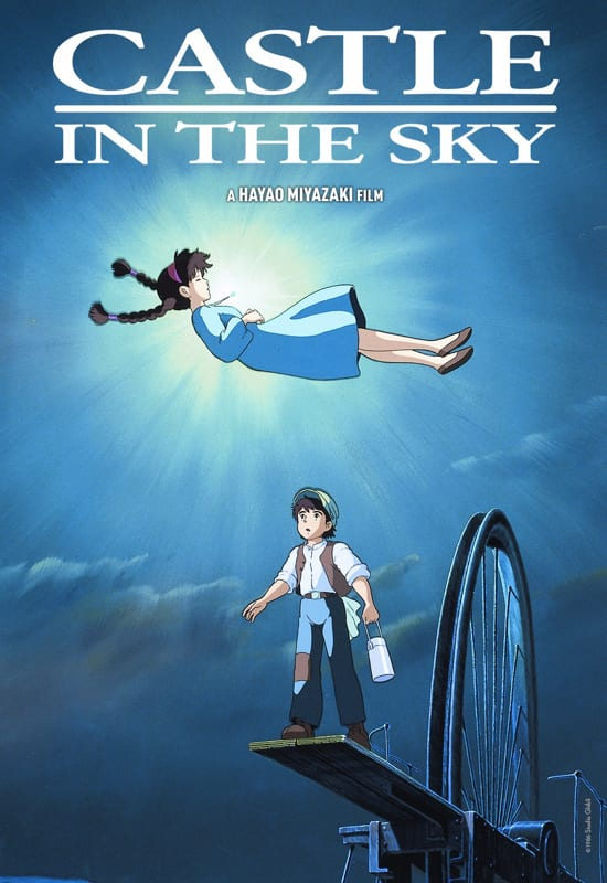 CASTLE IN THE SKY (Studio Ghibli Fest 2018) | The Ridgefield ...