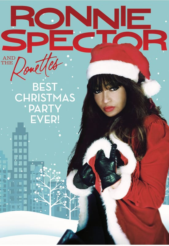 Best Christmas Party Ever.Ronnie Spector The Ronettes Best Christmas Party Ever The Ridgefield Playhouse