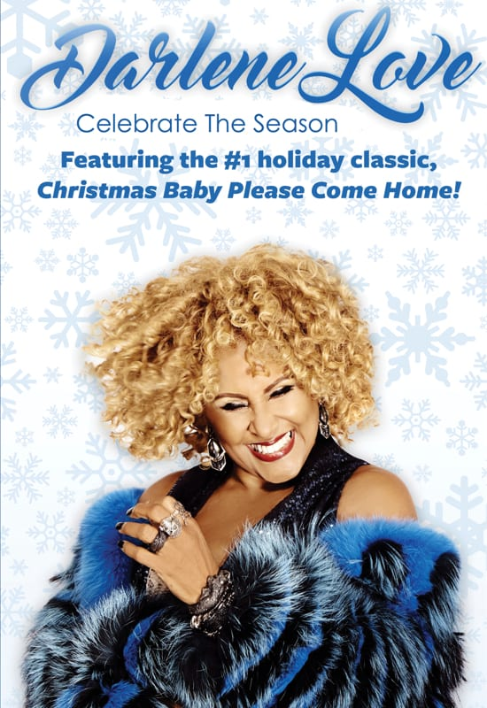 Darlene Love Christmas.A Darlene Love Christmas Love For The Holidays The Ridgefield Playhouse