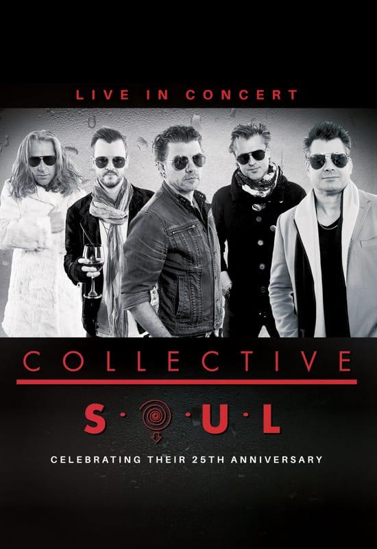 Collective Soul Tour Dates 2020 Collective Soul   25th Anniversary | The Ridgefield Playhouse