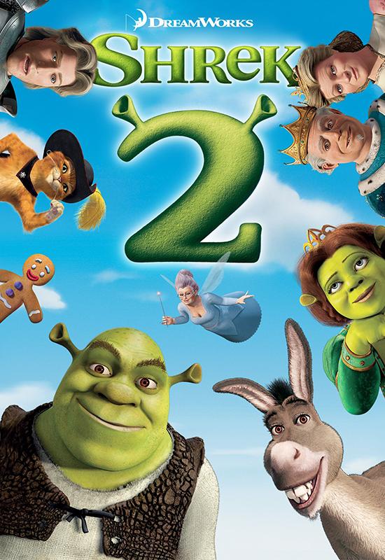 Shrek 2 The Ridgefield Playhouse